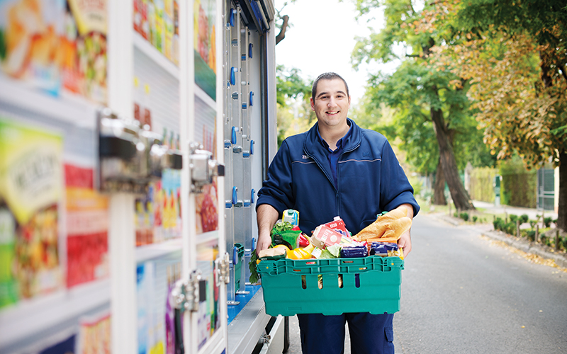 Case Study for Grocery Fulfillment - Identiv